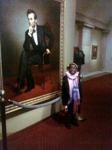 sanaa with lincoln