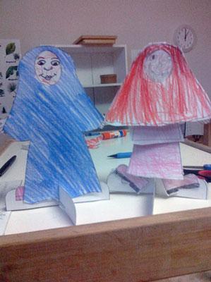 hijabi paper dolls