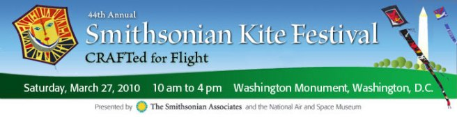 smithsonian kite festival 2010