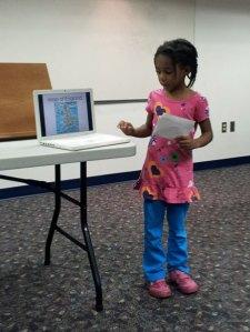 practicing presentation skills