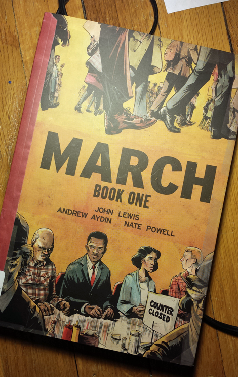 bookMarch