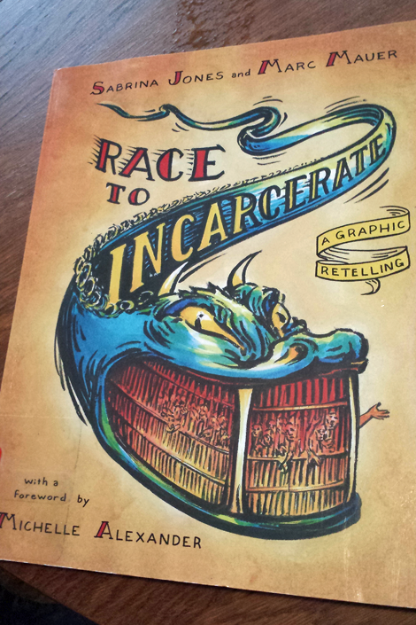 bookRaceToIncarcerate